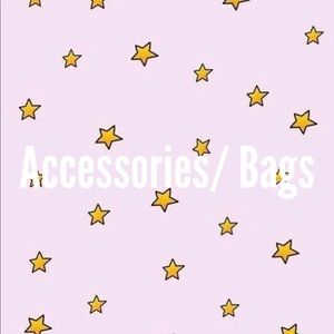 Other - All bags and accessories past here💗